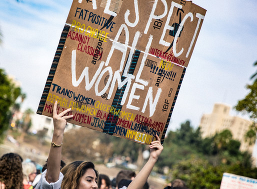 Gender equality is a human right, not women's issue