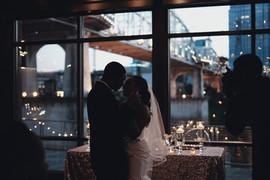 The Blake's Intimate Wedding