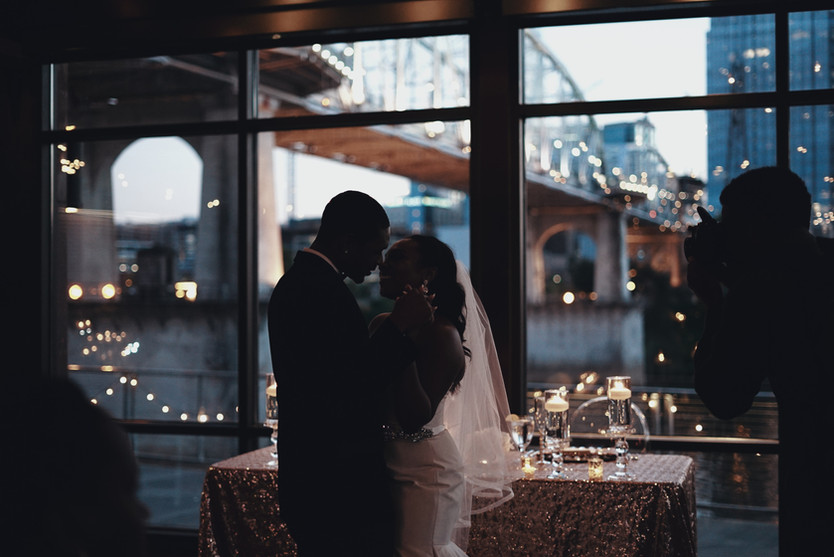 Wedding | Andre Hunter | BEST Transportation