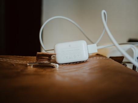 Unplug to Recharge