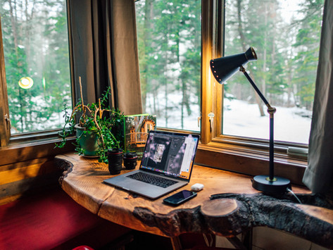 10 Home Office Design Ideas So Awesome You Won't Want to Leave Work!