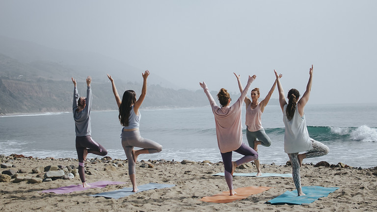 Divine Summer Yoga Island Retreat