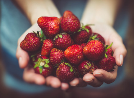 As good as it looks: from eating strawberries to detecting species.