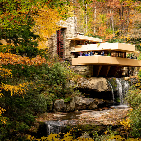 The Infamous Frank Lloyd Wright: A Modern Day Henry VIII