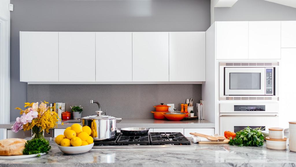 Modular Kitchen   Home Interiors   Wonder Spaces