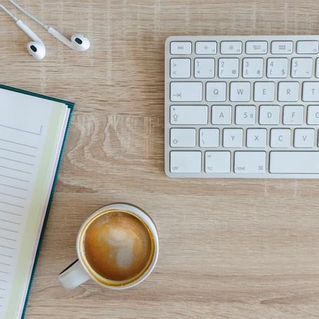 5 tarefas que todos os bloggers devem fazer no início do mês