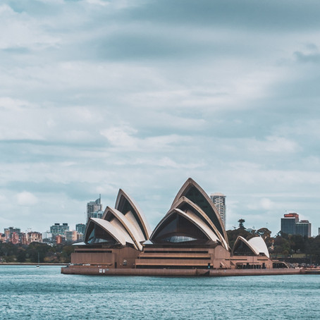 Fiche Ville Sydney 🇦🇺