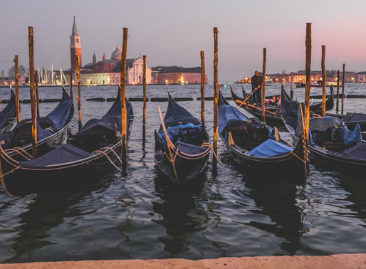 Venice - Immerse yourself amongst the serene waterways of the North