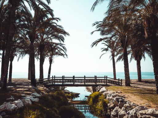 Costa del Sol: my epic hike along the Malaga seashore