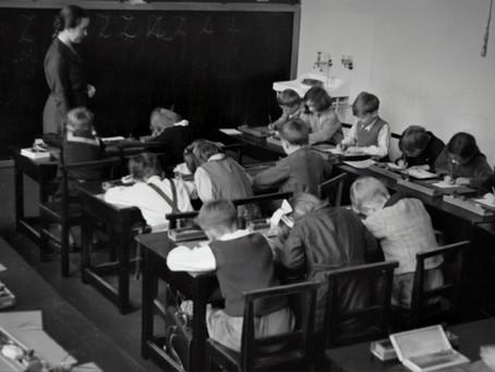 Das Klassenzimmer als Zwei-Fronten-Kampf