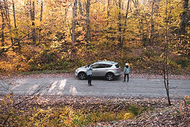 huntsville bracebridge orillia driving tour