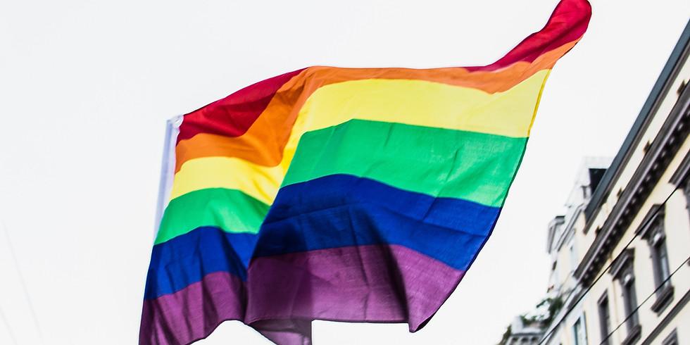 Lynn Pride Flag Raising Virtual Ceremony