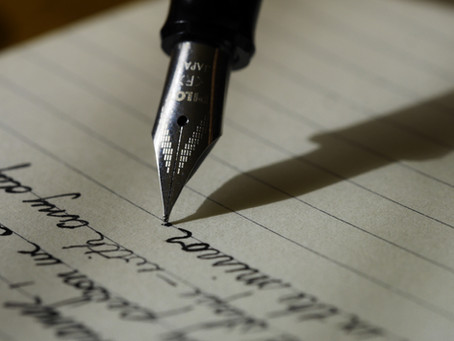 The Year I Decided to Become a Writer