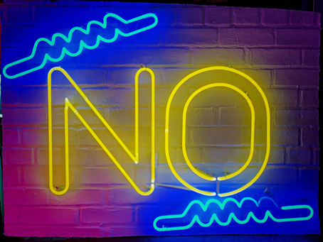 The Value In Saying No