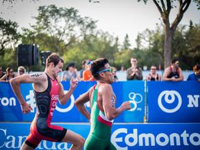 Triathlon race prep