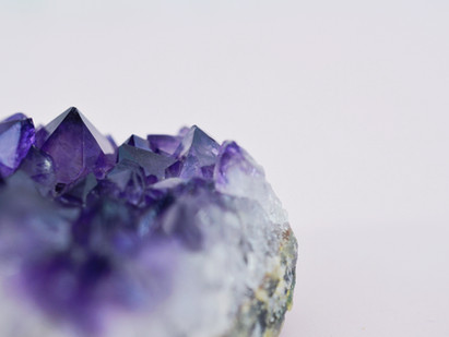 The Healing Power of the Amethyst BioMat