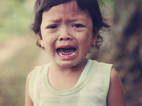 5 Things You Can Do When Your Baby Won't Stop Crying