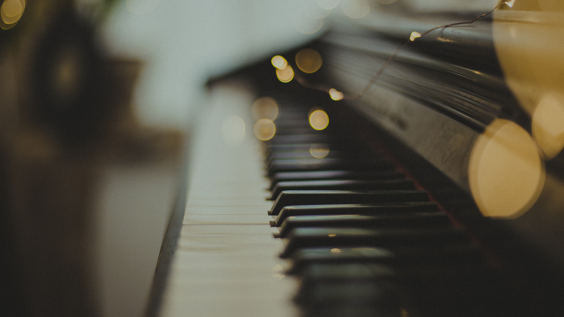 88 piano keys by Ebuen Clemente Jr