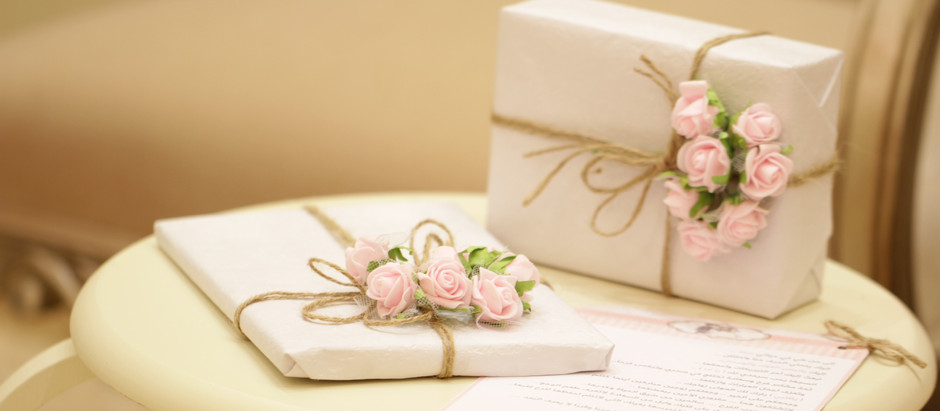 Wedding Gifts: Unique And Creative Ideas