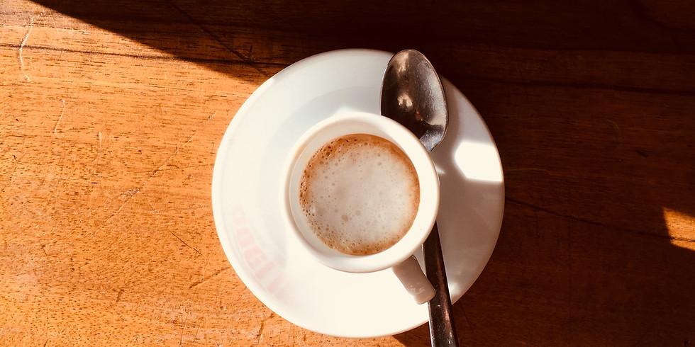 CAFÉ MORTEL  #4 - CLAIRE JACQUES