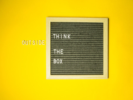 edge of the box thinking