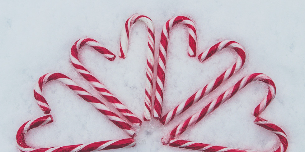 Bread & Candy Canes Giveaway at 3 Locations