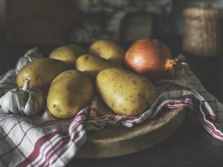 Chef Gianluca Deiana Abis:  Sicilian Potato Salad