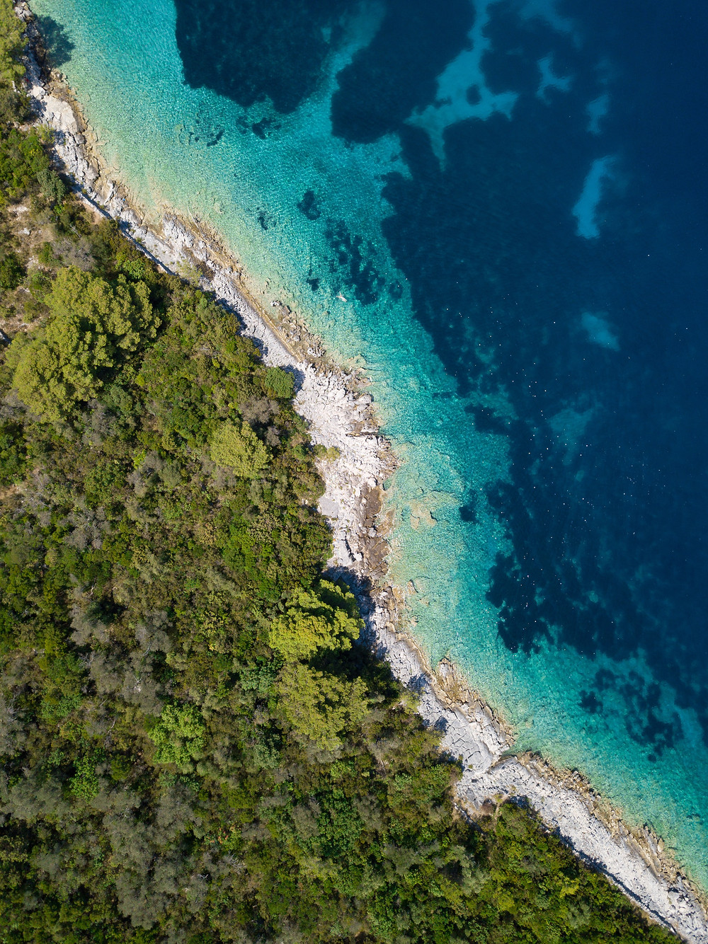 Prestine Croatian Beach