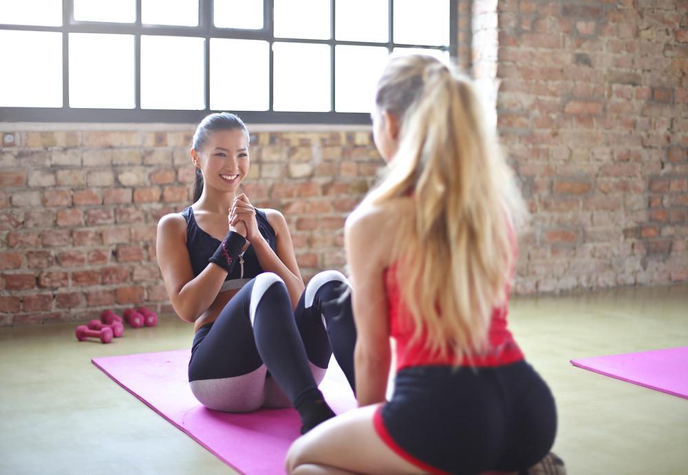 Yoga at Mustard Seed Sentinel