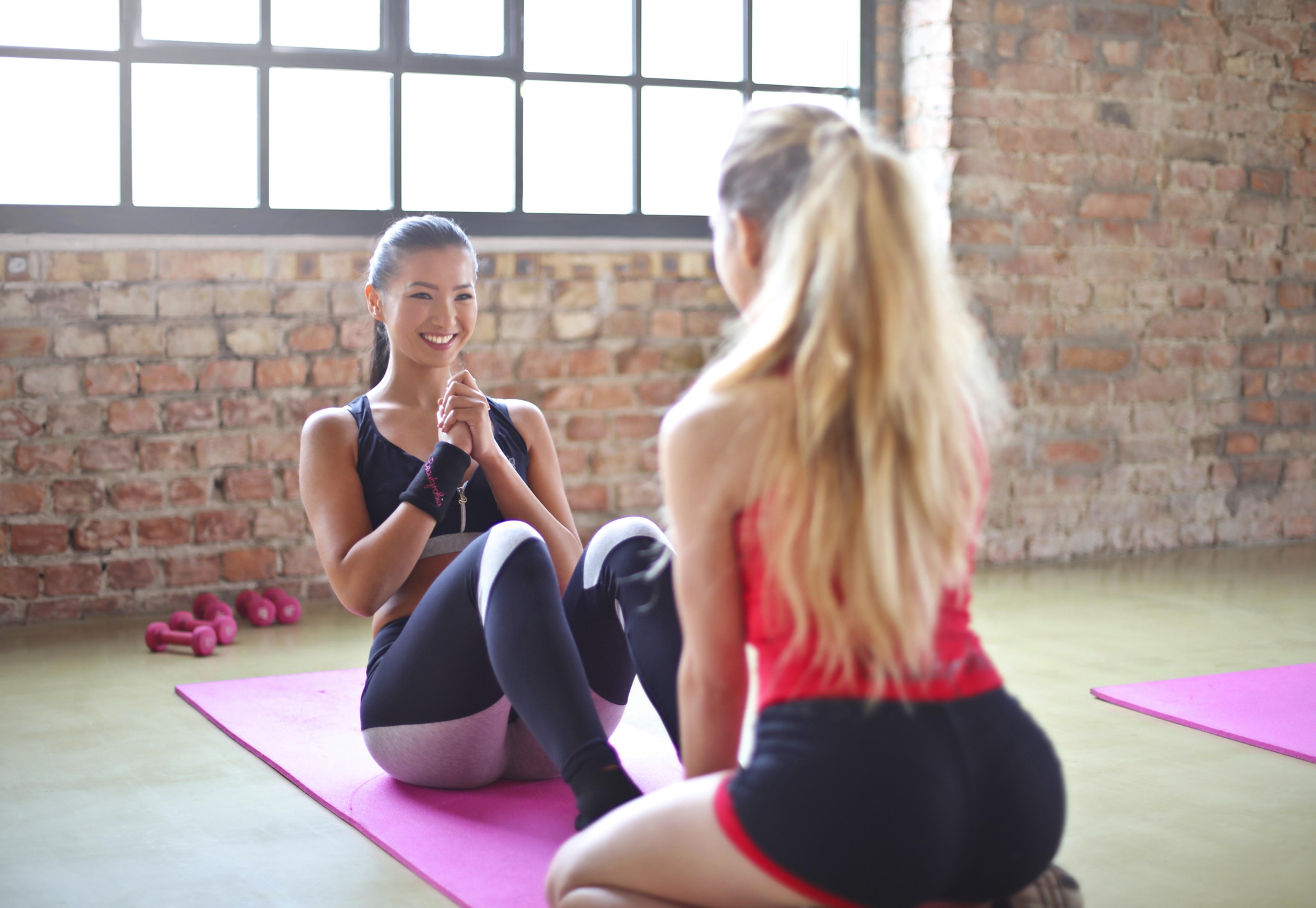 Pilates in-person 1-1