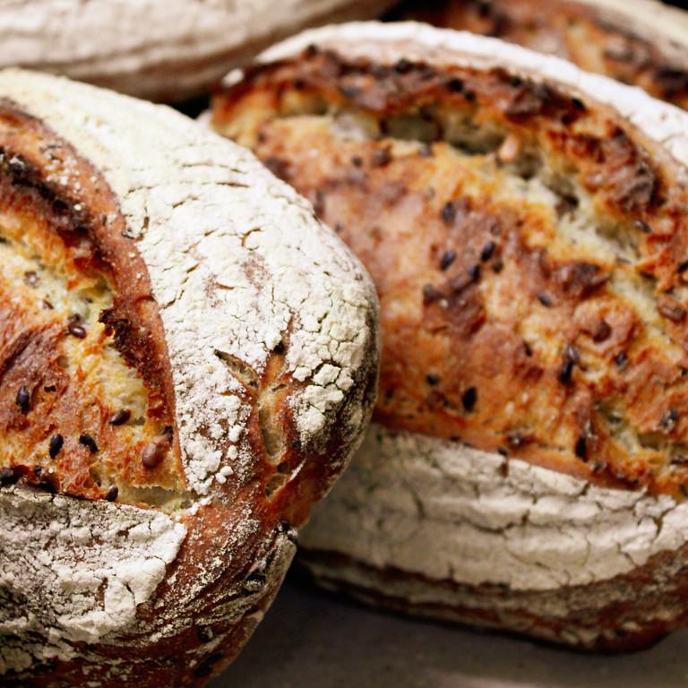 Breadmaking Class: Mysteries of Sourdough