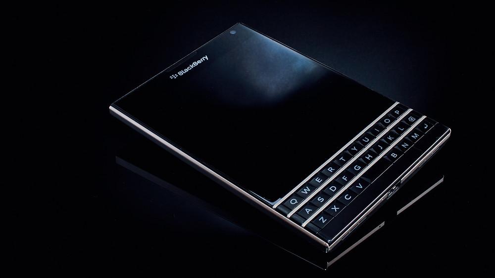 reparation telephone blackberry