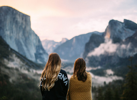 Viaggiare per sentirsi liberi.