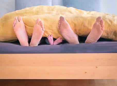 Every mamma needs a helpful wellness resource guide, Part 1 Improve Sleep