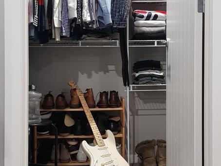 7 trucos para mantener tu ropa ordenada en el clóset ⭐- LavanderiApp