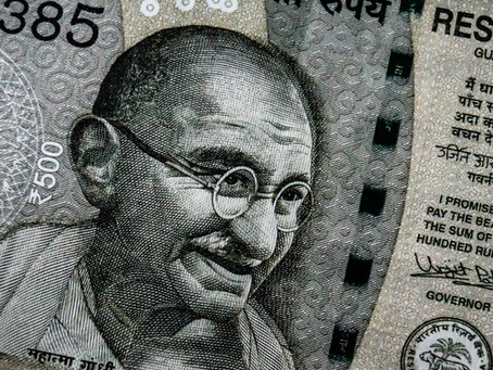 Partnering with Gandhi