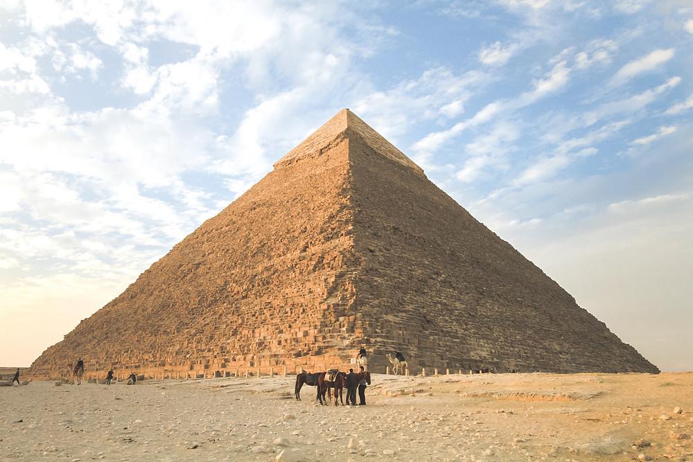 Ancient Egypt baking soda uses mummification make a difference organics