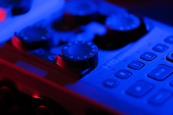 Zoom H6 Audio Mixer