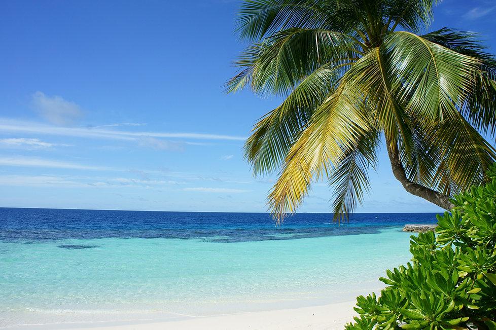 beautiful island scenery