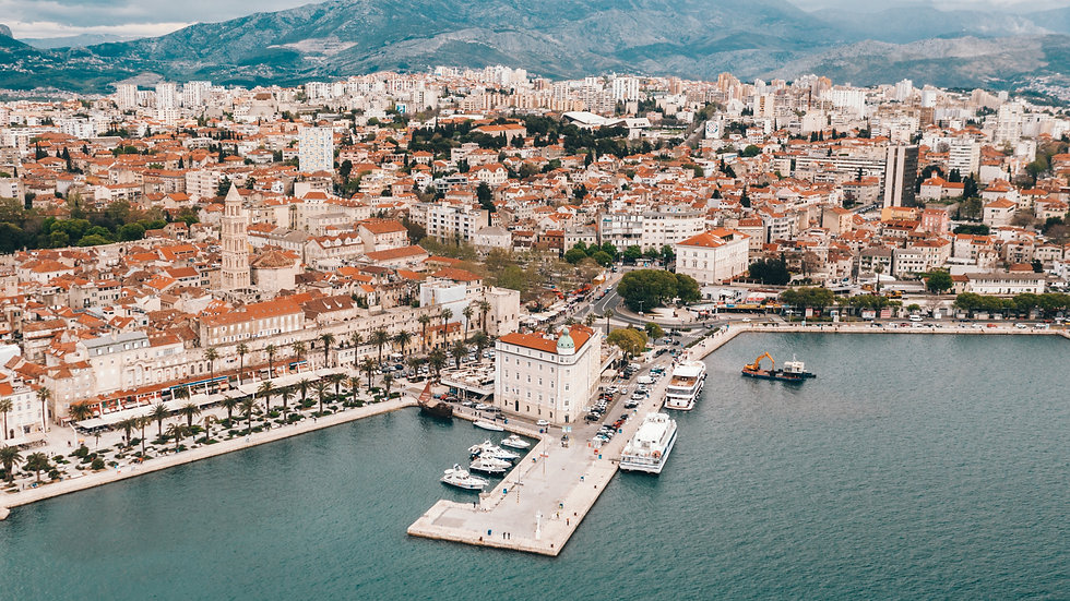 One day itinerary for Split, Croatia