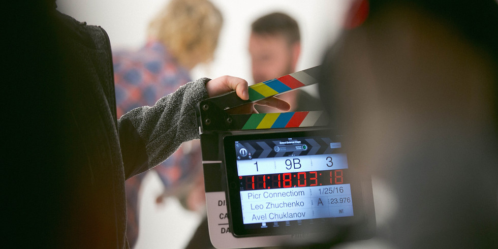 On Camera Workshop: Auditions, taped auditions, improv!