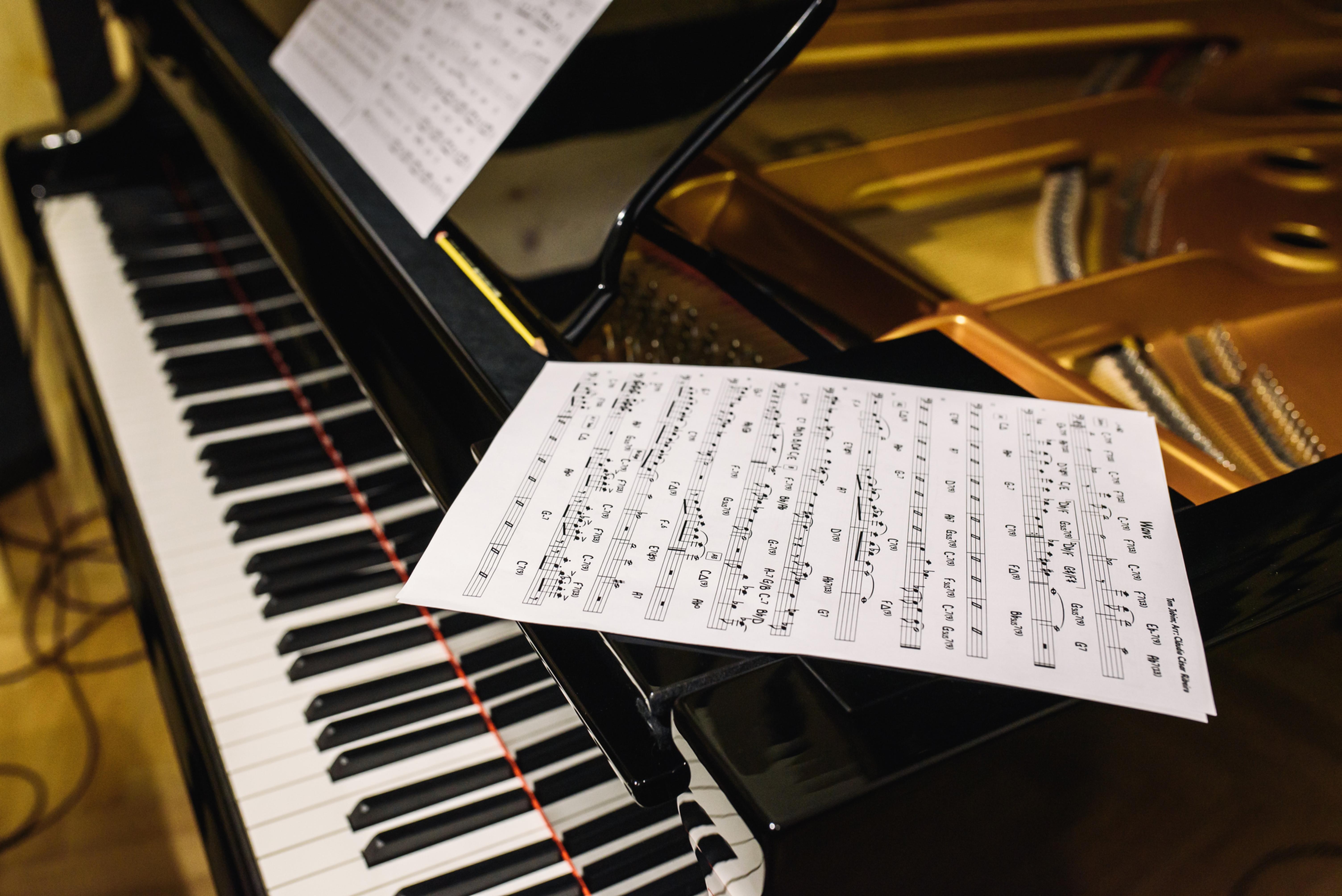 Studio Musician - Piano