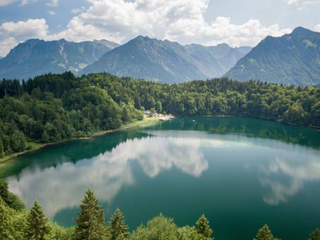🏊🏻♀️ 16 endroits où se baigner près de Lyon !