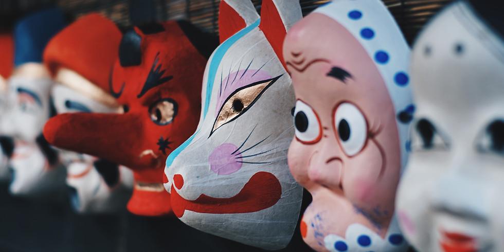 Mask Making Workshop with Artfullife