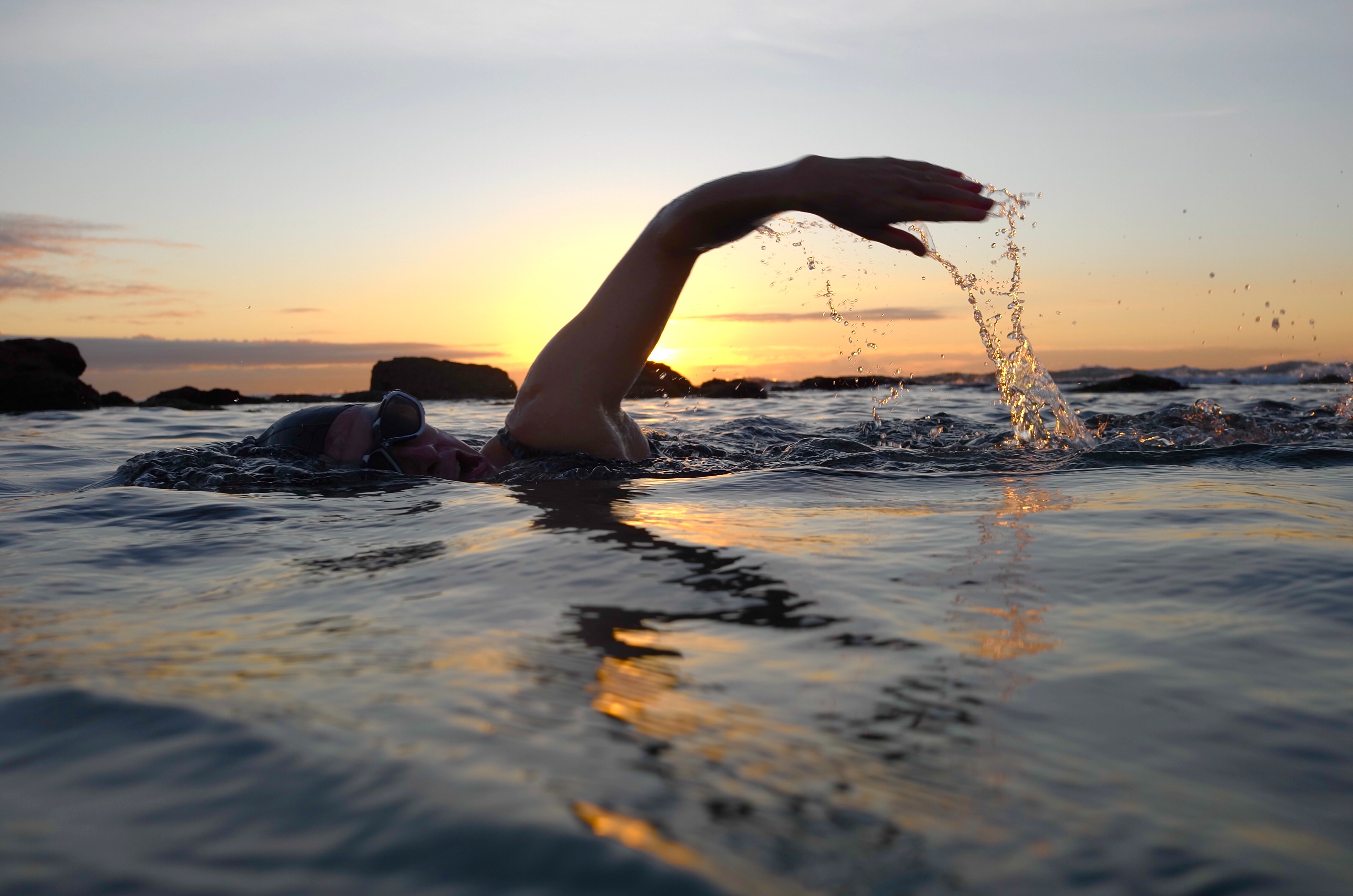 Open Water Swimming