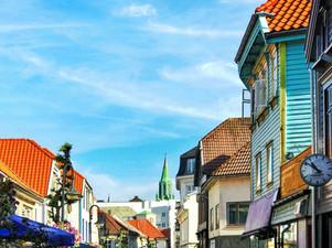 Stavanger utökar besöksräkningen med WiFi-noder