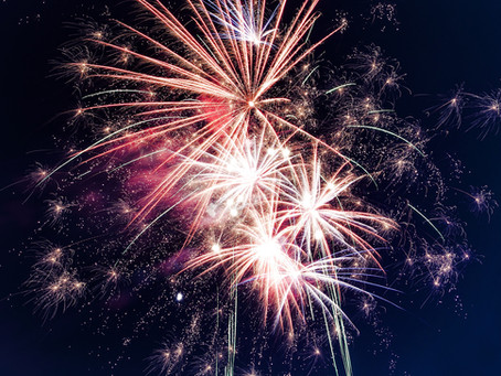 Keep Your Pets Safe and Calm During Firework Season