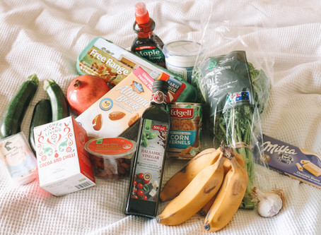 لماذا تصبح سوق المواد الغذائية أكثر جذباً؟