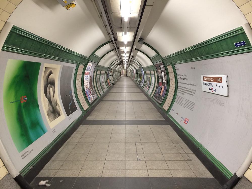 Getting around the London Underground with kids