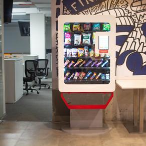 Tak Terduga, Inilah Manfaat Vending Machine untuk Menambah Produktivitas di Tempat Kerja